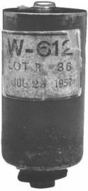 Prototype Alkaline cell (Eveready NCC 1957)